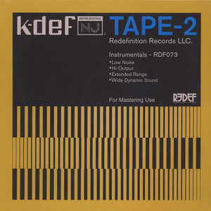 K-DEF - Tape Two - LP