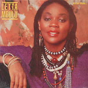 LETTA MBULU - In The Music......The Village Never Ends - 33T