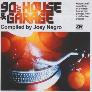 JOEY NEGRO - 90's House & Garage - CD x 2