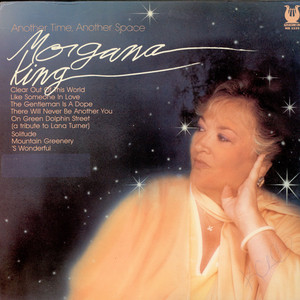 MORGANA KING - Another Time, Another Space - LP