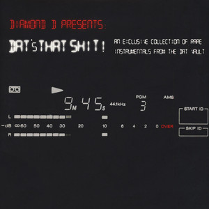 DIAMOND D - Dat's That Shit - LP