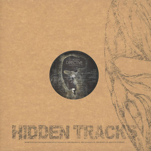 DJ HIDDEN - Directive Album Sampler #2 - 12'' 1枚