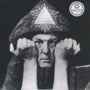 ALEISTER CROWLEY - The Evil Beast - LP