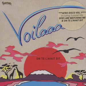 VOILAAA - On Te L'Avait Dit - CD