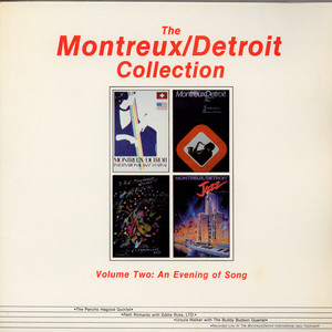 V.A. - The Montreux/Detroit Collection Volume Two: An Evening Of Song - LP