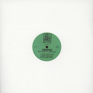 DEEP88 - Don't Believe the House Hype EP - 12 inch x 1