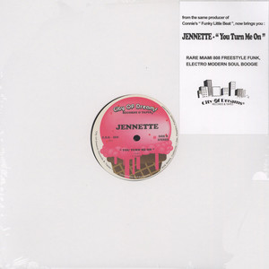 JENNETTE - You Turn Me On - 12 inch x 1