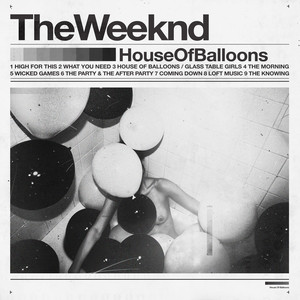 WEEKND, THE - House Of Balloons - 33T x 2