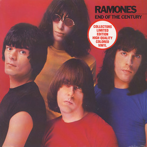 ramones end of the century colored vinyl edition