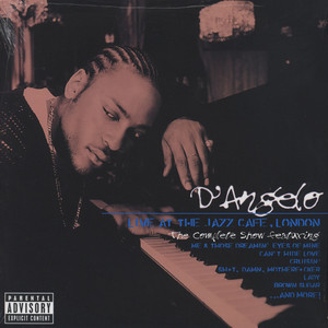 D'ANGELO - Live At The Jazz Cafe London: The Complete Show - 33T x 2