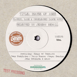 V.A. - House Of Ages: Selected by Jeremy Newall - CD