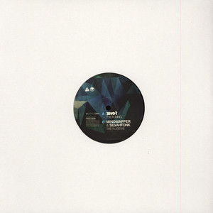 ZERO T VS. MINDMAPPER & SILVAHFONK - The Fugitive EP - 12'' 1枚