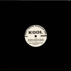 JERKY JAY MASTER ''DISAFFECTED'' COOL - Kool - 12 inch x 1