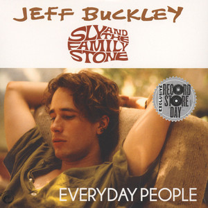 JEFF BUCKLEY - Everyday People (Jeff Buckley) / Everyday People (Original Version Sly & Family Stone) - 7inch x 1