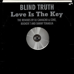 BLIND TRUTH - Love Is The Key - 12 inch x 1