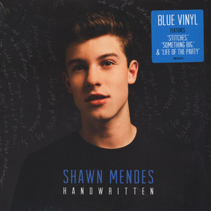 SHAWN MENDES - Handwritten - 33T