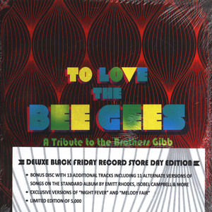 V.A. - To Love the Bee Gees: A Tribute To The Brothers Gibb - CD