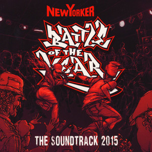 BATTLE OF THE YEAR - The Soundtrack 2015 - CD
