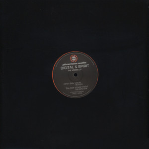 DIGITAL & SPIRIT - The Vision EP - 12'' 1枚