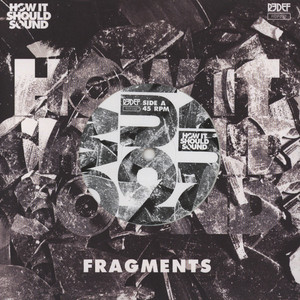 DAMU THE FUDGEMUNK - HISS Fragments White Vinyl Edition - 7inch x 1
