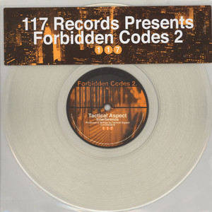 DJ FUTURE & ERIC ELECTRIC / TACTICAL ASPECT - Forbidden Codes 2 - 10''