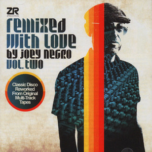 JOEY NEGRO - Remixed With Love Volume 2 - CD x 2