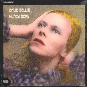 david bowie hunky dory 2015 remastered edition
