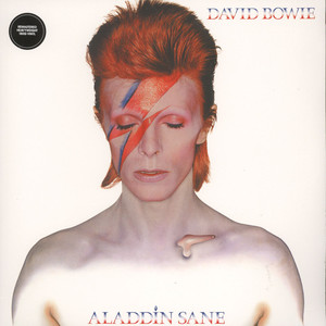 david bowie aladdin sane 2013 remastered edition