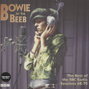 DAVID BOWIE - Bowie At The Beeb - The Best Of BBC Radio Recordings - LP x 4