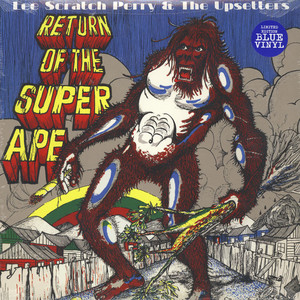 Return Of The Super Ape Lee Scratch Perry Amp The