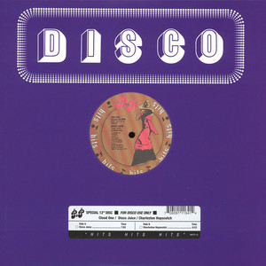 CLOUD ONE - Disco Juice / Charleston Hopscotch - 12 inch x 1