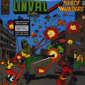 LINVAL THOMPSON - Linval Presents: Space Invaders - LP x 2