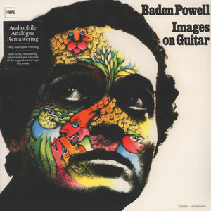 BADEN POWELL - Images On Guitar - LP