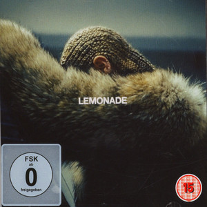 BEYONCE - Lemonade - DVD + CD