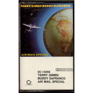 TERRY GIBBS / BUDDY DEFRANCO - Air Mail Special - Tape