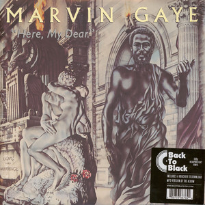 marvin gaye here, my dear back to black edition