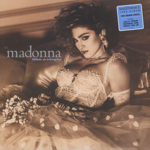 MADONNA - Like A Virgin - 33T