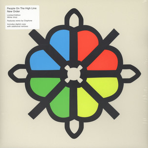 NEW ORDER - People On The High Line - 12 inch x 1