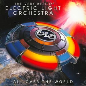 ELECTRIC LIGHT ORCHESTRA - All over the World - The Very best of ELO - 33T x 2