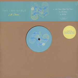 INVISIBLE, THE - Life's Dancers Floating Points Remix - 12 inch x 1