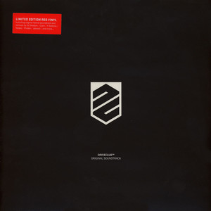HYBRID - OST Driveclub (PlayStation Soundtrack) - LP 2枚