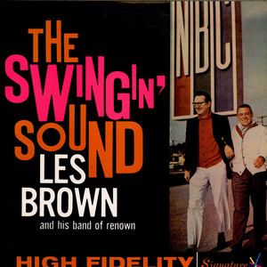 LES BROWN AND HIS BAND OF RENOWN - The Swingin' Sound - LP
