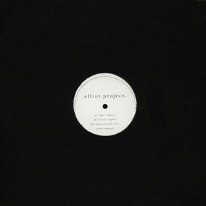 FRAZER CAMPBELL - .elliot.project.002 - 12 inch x 1