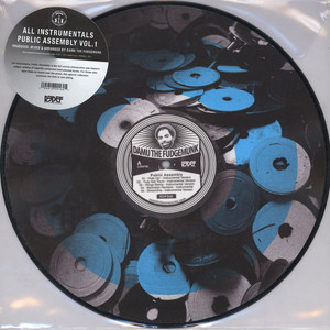DAMU THE FUDGEMUNK - Public Assembly Volume 1 Picture Disc Edition - 33T