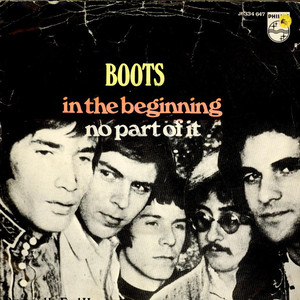 BOOTS, THE - In The Beginning - 7inch x 1