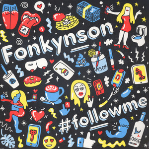 FONKYNSON - #Followme - LP