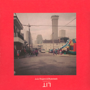 JUJU ROGERS & BLUESTAEB - LIT - Lost In Translation - LP