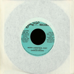 CHARLES BROWN - Merry Christmas Baby - 7inch x 1