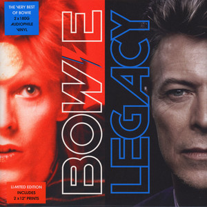 DAVID BOWIE - Legacy - The Very Best Of David Bowie - 33T x 2