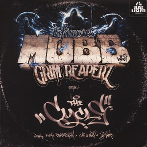 INFAMOUS MOBB WEST & GRIM REAPERZ - The Cycle EP - 33T